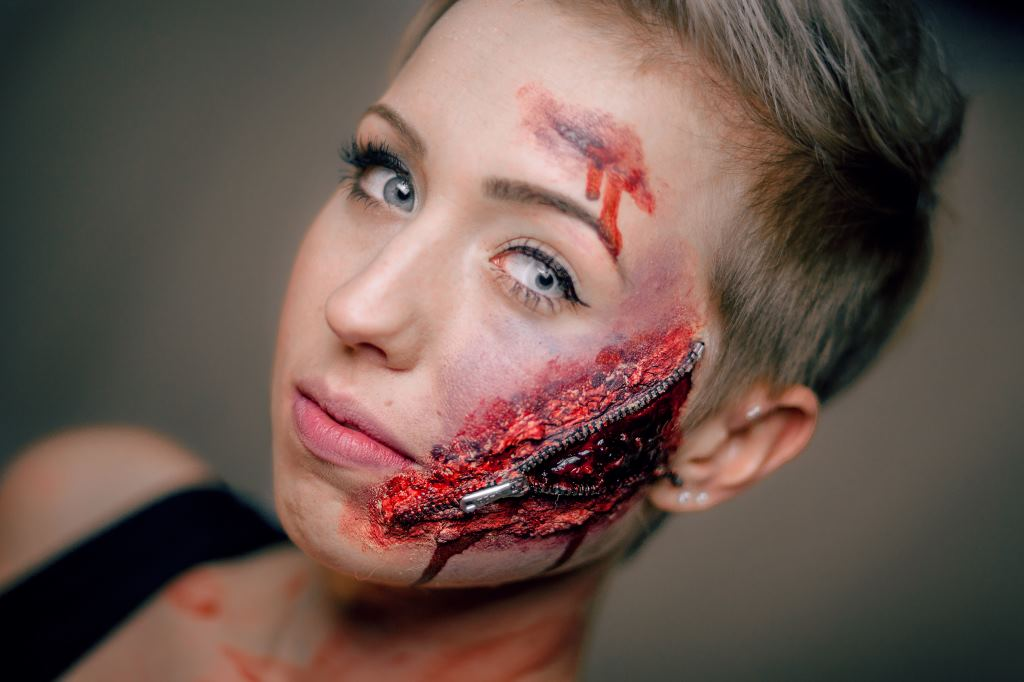 Horror Makeup in Heilbronn