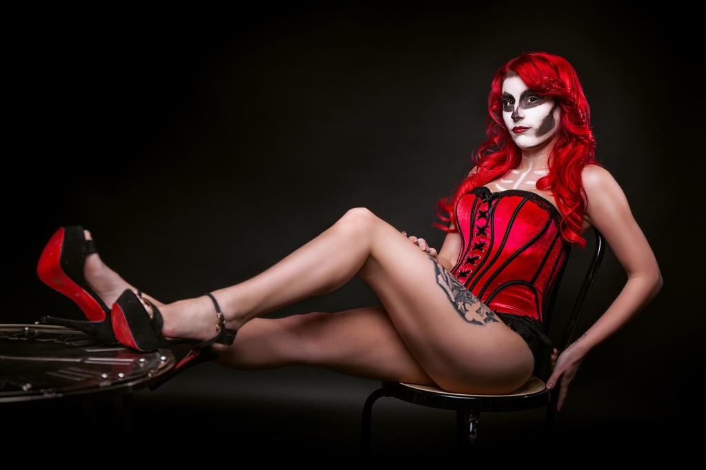 Halloween Makeup Heilbronn